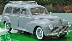 PEUGEOT 203 BREAK green