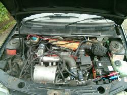 PEUGEOT 205 engine