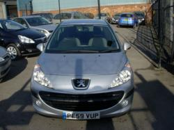 PEUGEOT 207 1.4 silver