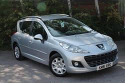 PEUGEOT 207 silver