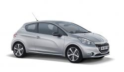 PEUGEOT 208 1.2 silver