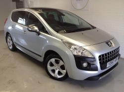 PEUGEOT 3008 1.6 silver