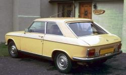 PEUGEOT 304 BREAK blue