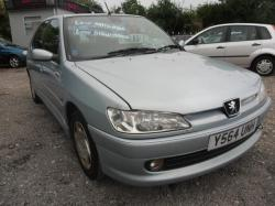 PEUGEOT 306 1.4 silver