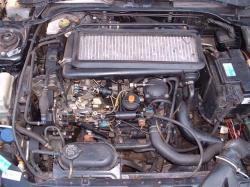 PEUGEOT 306 engine