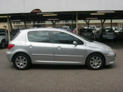 PEUGEOT 307 1.6 silver
