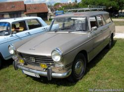 PEUGEOT 404 BREAK brown