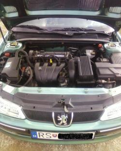 PEUGEOT 406 1.8 engine
