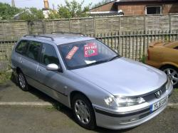 PEUGEOT 406 1.8 silver