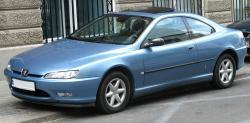 PEUGEOT 406 blue