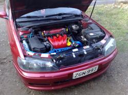 PEUGEOT 406 engine