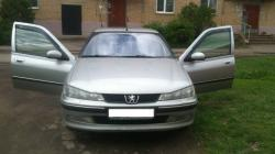 PEUGEOT 406 silver