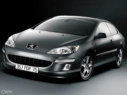 PEUGEOT 407 silver