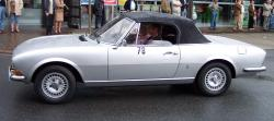 PEUGEOT 504 2.0 silver