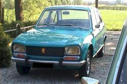 PEUGEOT 504 blue