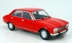 PEUGEOT 504 red