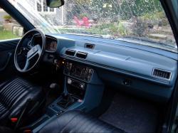 PEUGEOT 505 interior