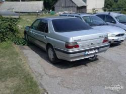 PEUGEOT 605 silver