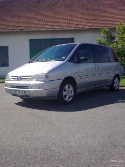 PEUGEOT 806 silver