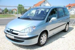PEUGEOT 807 silver