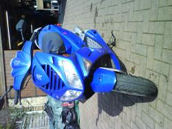 PEUGEOT SPEEDFIGHT blue