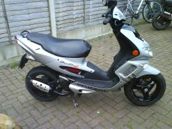 PEUGEOT SPEEDFIGHT silver