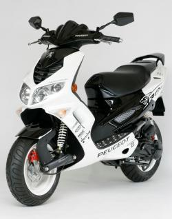PEUGEOT SPEEDFIGHT white