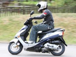 PEUGEOT V-CLIC 50 blue