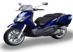 PIAGGIO BEVERLY 200 blue