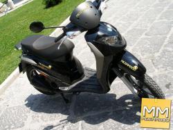 PIAGGIO LIBERTY 125 black