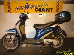 PIAGGIO LIBERTY 125 blue