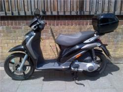 PIAGGIO LIBERTY 125 red