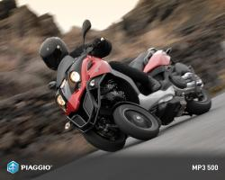 PIAGGIO MP3 125 green