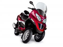 PIAGGIO MP3 red