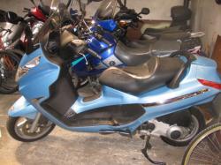 PIAGGIO X8 blue