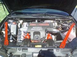 PONTIAC GRAND PRIX engine