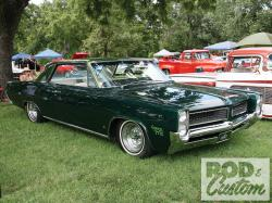 PONTIAC GTO green