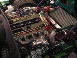 PONTIAC SOLSTICE engine