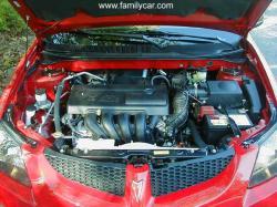 PONTIAC VIBE engine
