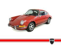 PORSCHE 911 2.2 T red