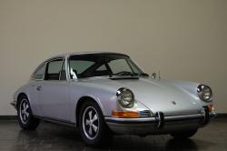 PORSCHE 911 2.2 T silver