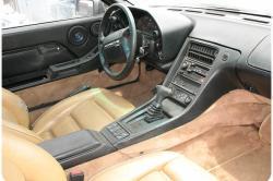 PORSCHE 928 5.4 interior