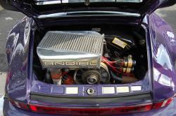 PORSCHE 930 engine