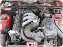 PORSCHE 944 2.5 interior
