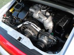 PORSCHE 993 2 engine