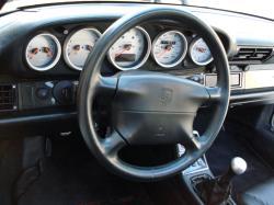 PORSCHE 993 2 interior