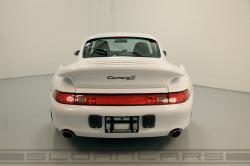PORSCHE 993 2 white