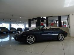 PORSCHE 996 CABRIOLET blue