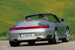 PORSCHE 996 CABRIOLET brown