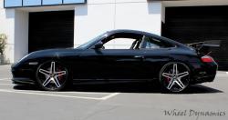 PORSCHE 996 black